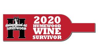 Humewood Wine Survivor 2020!